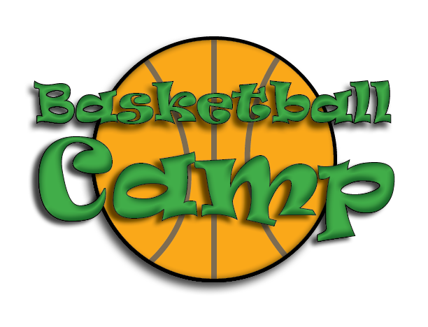 Logo for Basketball Camp